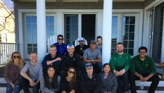 AVID's team outing for the Boston office