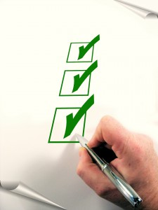 Checklist IT jobs