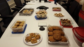 Boston IT recruiter Cookie bake-off